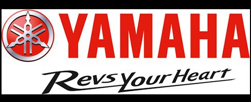 Logo club ufficiale Yamaha